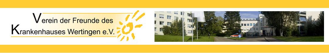 Förderverein Krankenhaus Wertingen